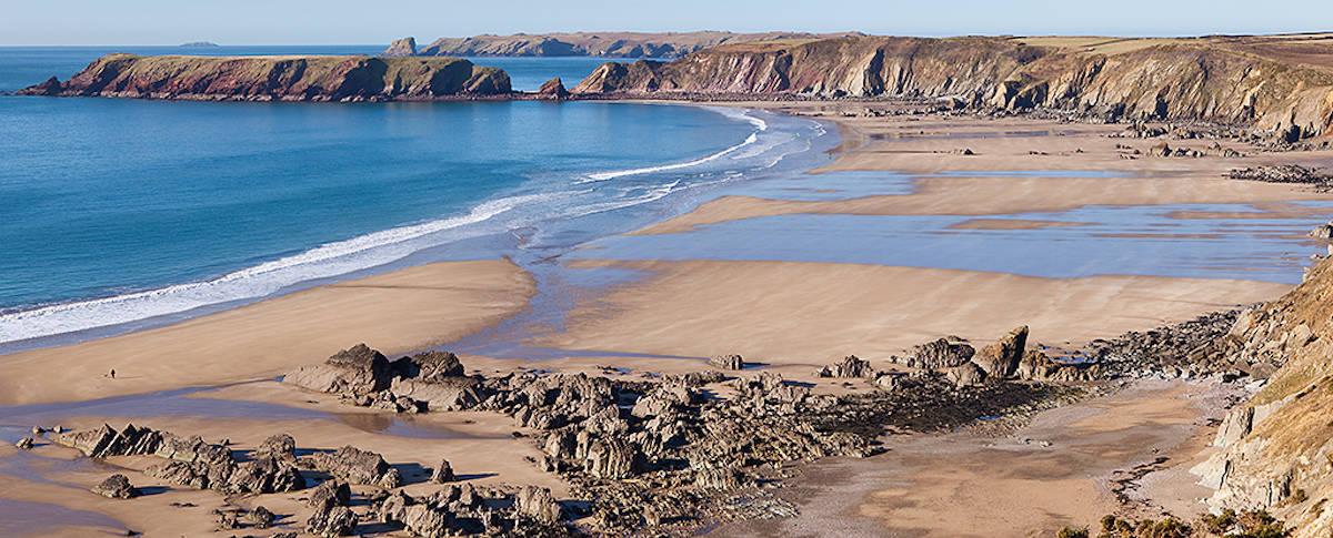 Pembrokeshire Coastal Path - Wales