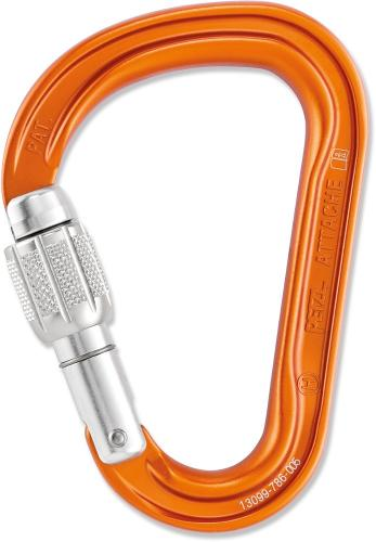 Petzl Attache 3D Screw-Lock
