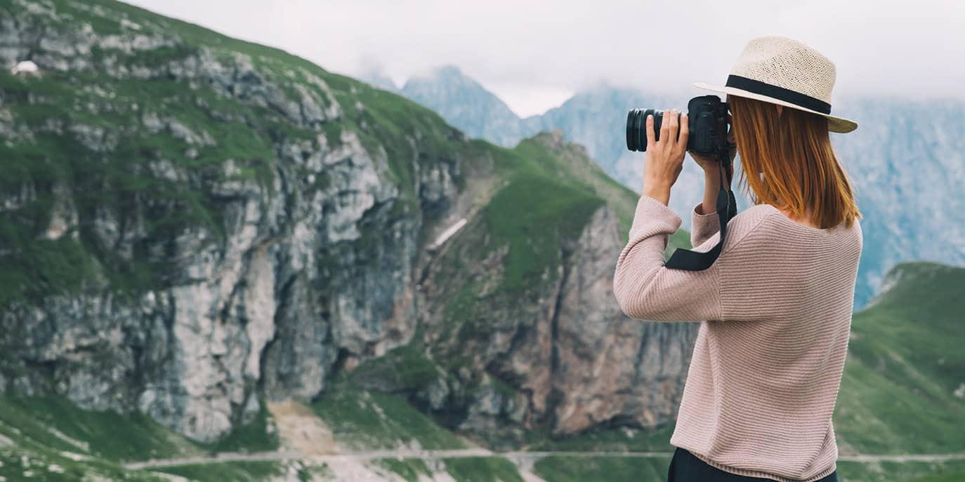 best dslr for landscape photography