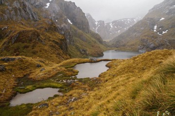 New Zealand's Ultimate Alpine Adventure: Hiking the Routeburn Track
