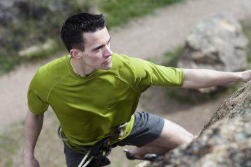 rock climbing shirts
