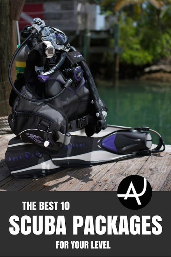 Dive Gear Packages - Scuba Diving Gear and Equipment - Dive Products and Accessories