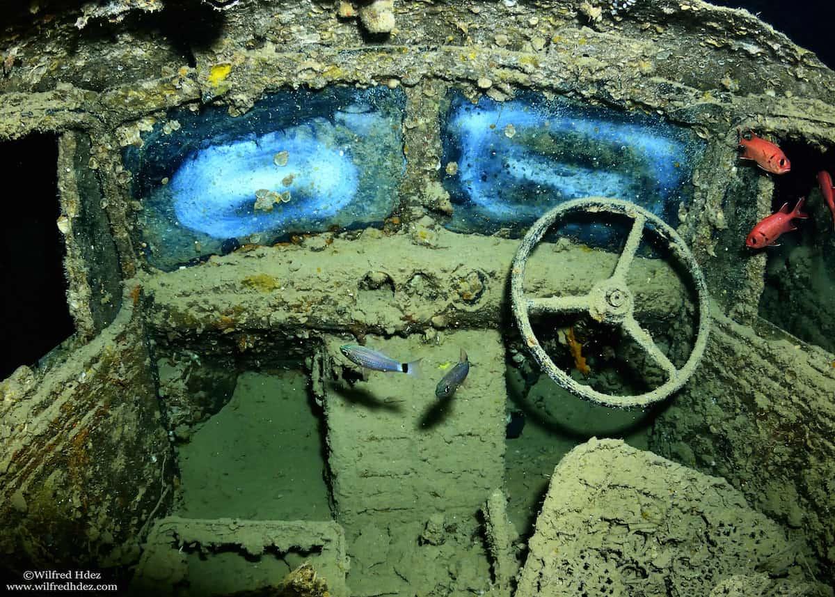 SS Thistlegorm Wreck - Egypt