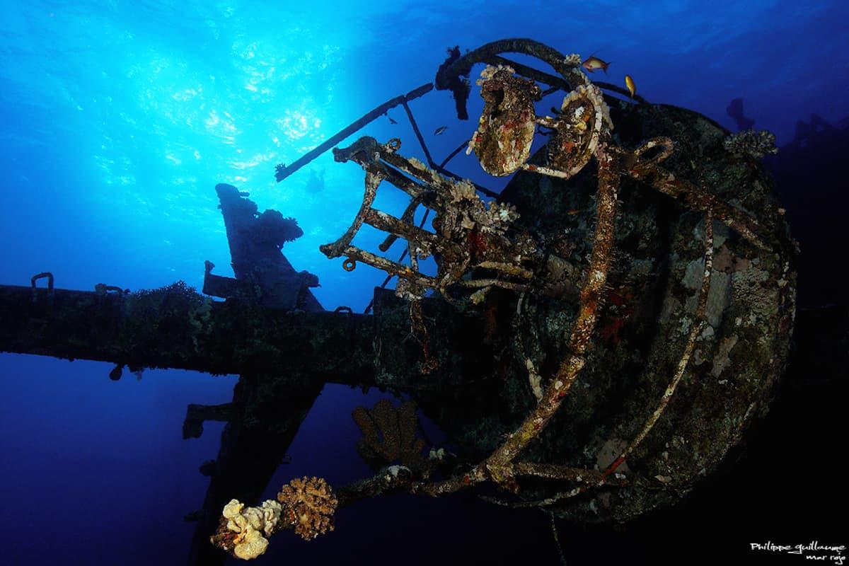 Salem Express Wreck - Egypt