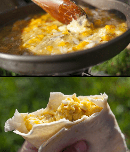Camp Food Ideas: Camping Food Ideas: The Best 10 Easy Camping Meals