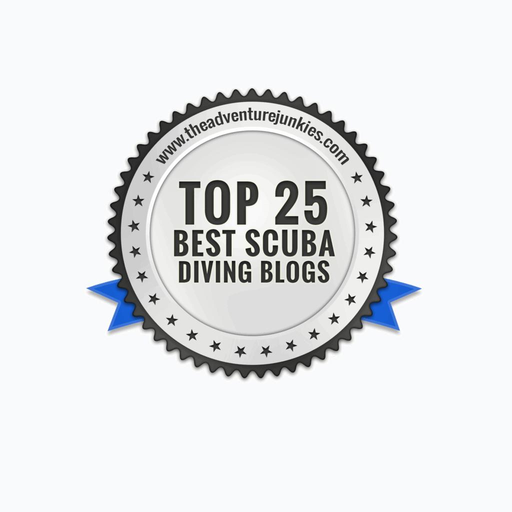 Top 25 Scuba Diving Blogs
