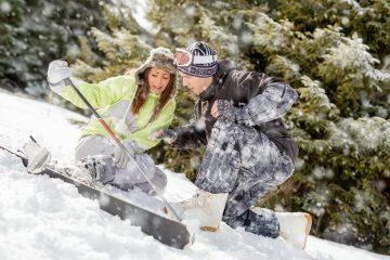 ski and snowboarding injuries
