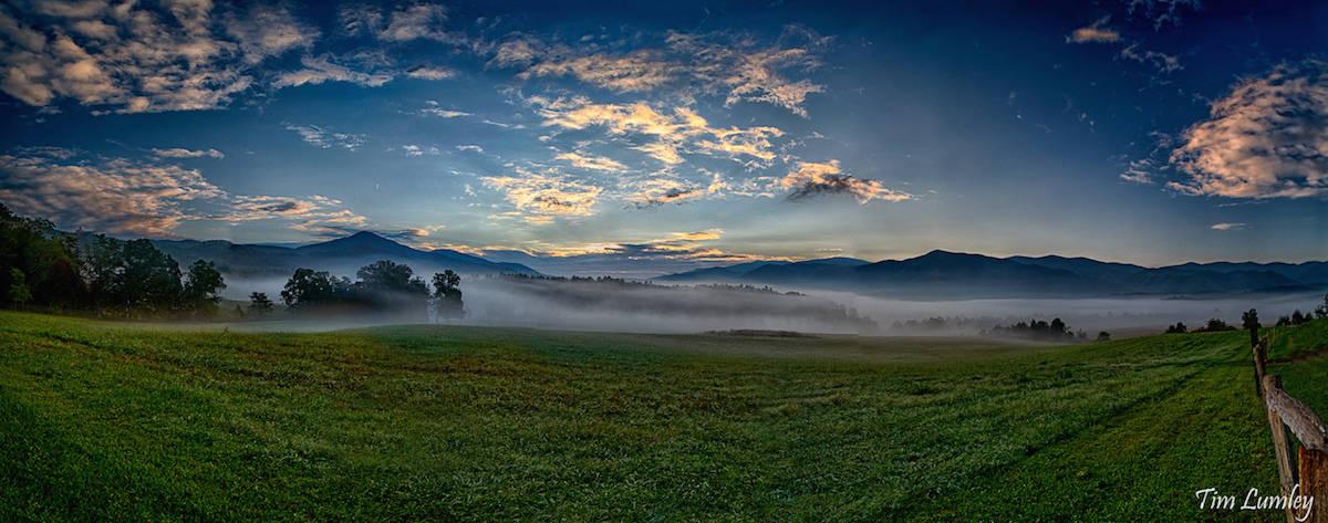 Smoky Mountains, Tennesse - USA