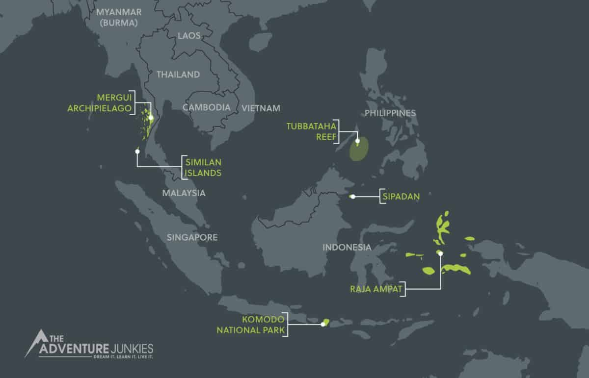 Liveaboard Diving Guide to South East Asia
