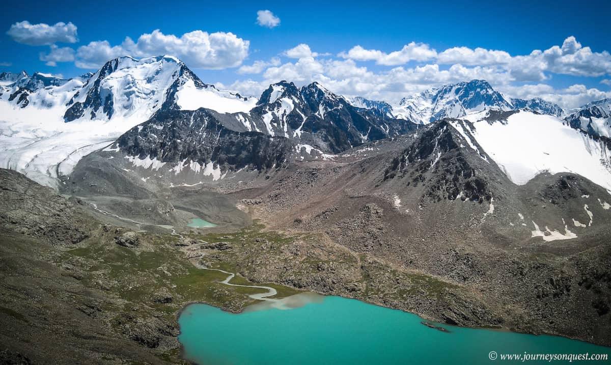 Tian Shan - Kyrgyzstan