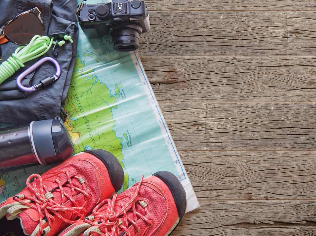 list for ultralight backpacking gear