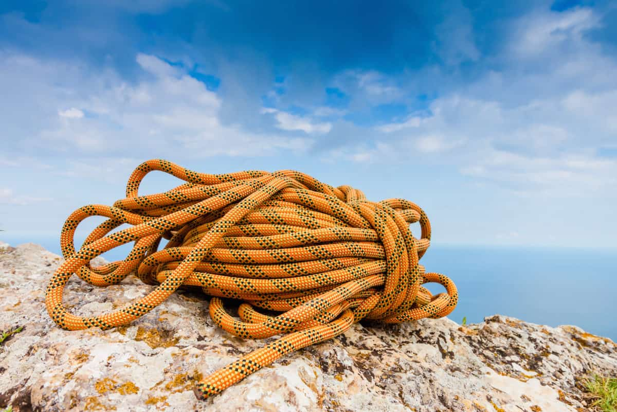 When To Replace Your Climbing Rope - The Adventure Junkies