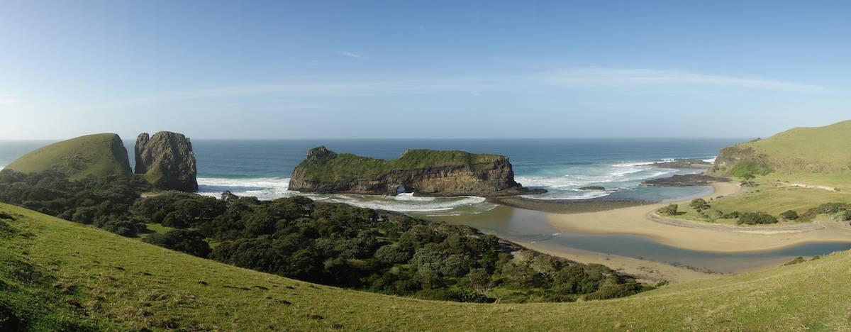 Wild Coast Hiking Trail - South Africa