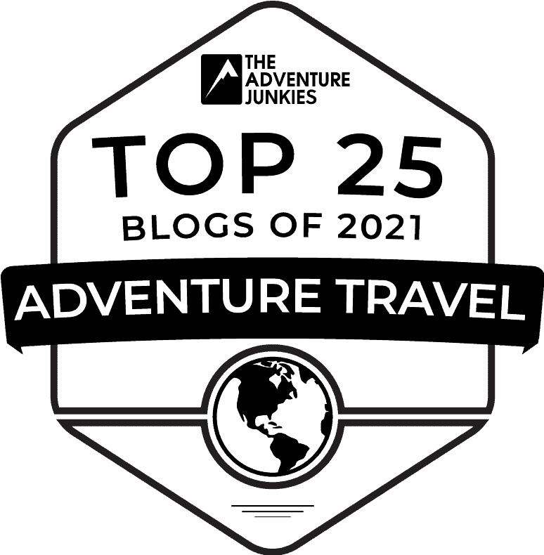 top 25 adventure travel blogs 2021