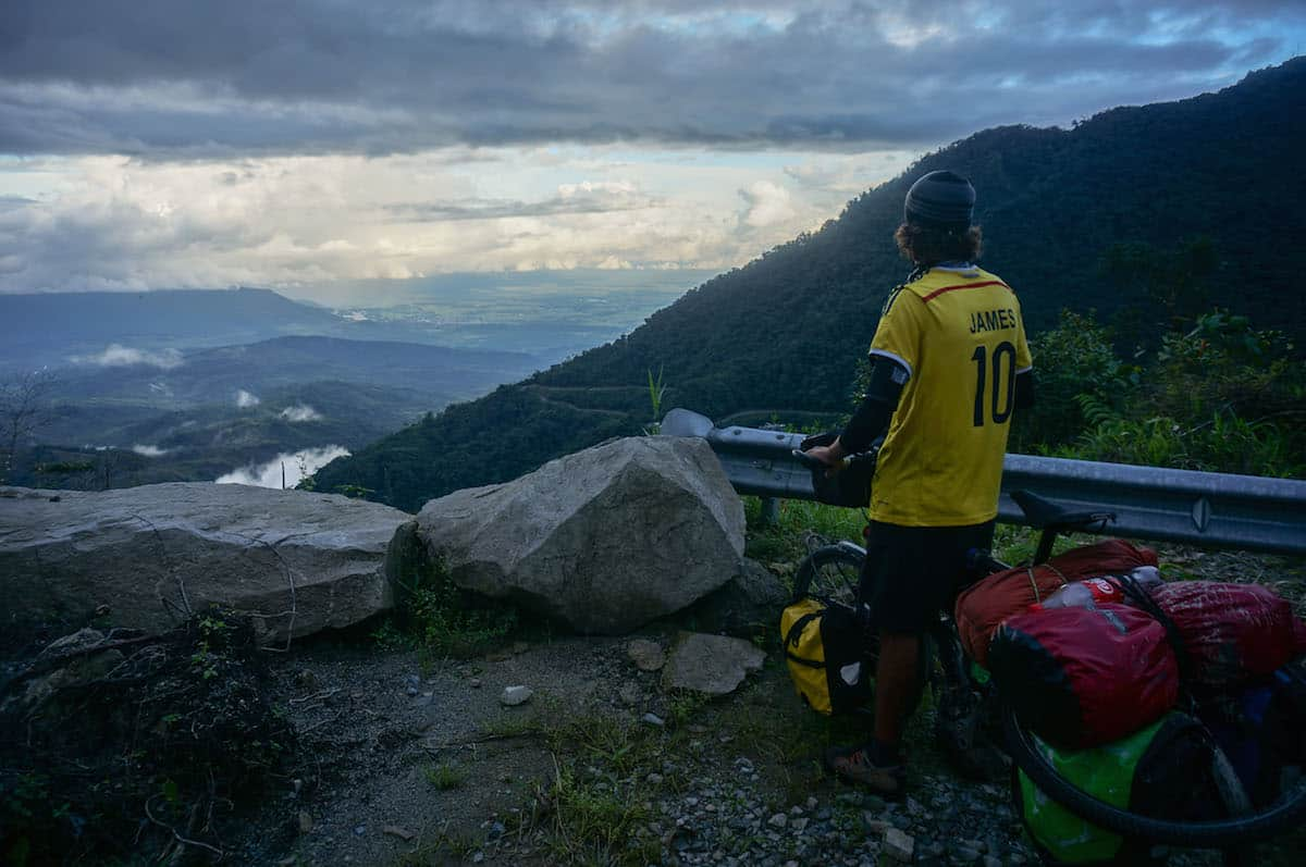 A Photo Journey Cycling Through Colombia