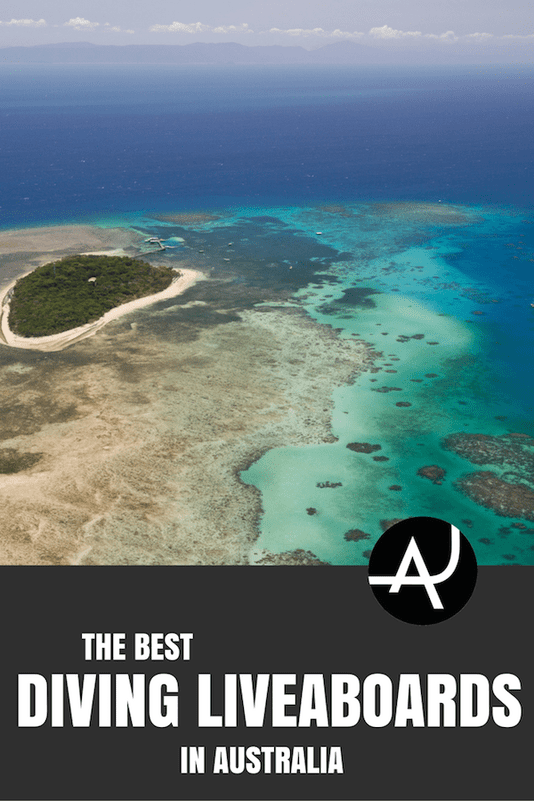 Best Australia Diving Liveaboard Trips - Best Scuba Diving Destinations - Diving Bucket List - Adventure Vacations - Beautiful Locations and Places to Dive