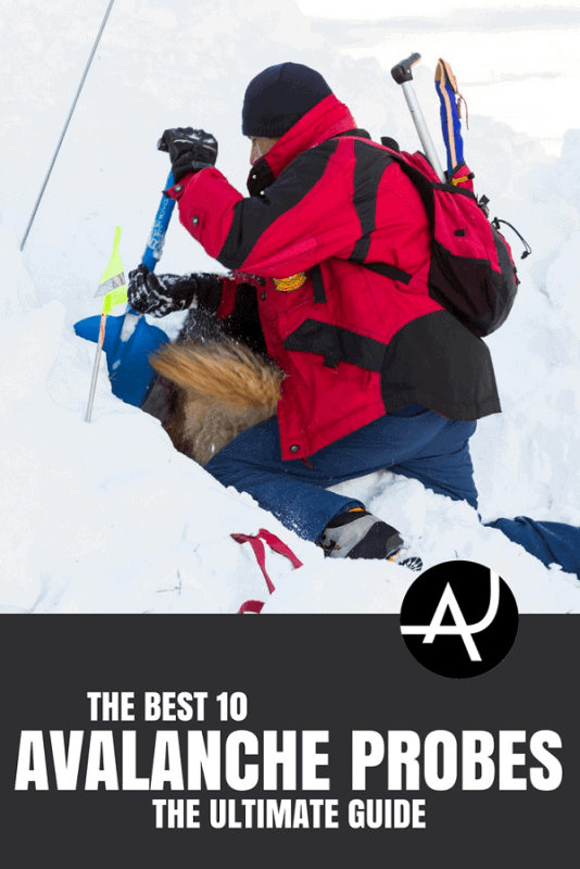 Top 10 Best Avalanche Probes – Skiing Tips for Beginners, Intermediate and Advanced - Best Ski and Snowboard Gear - Ski Clothes For Women, Men and Kids.
