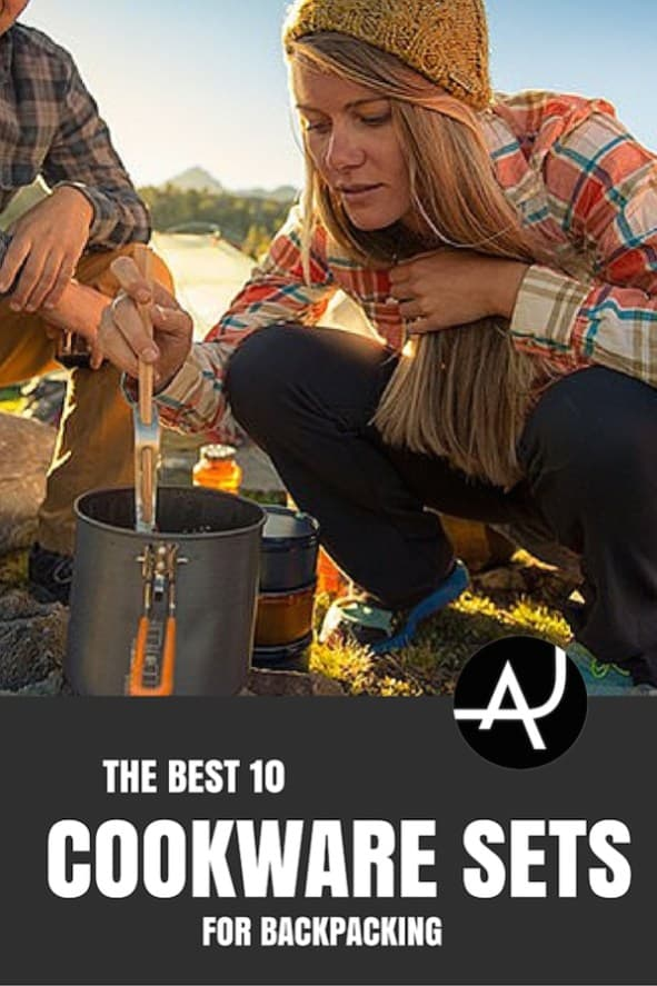 Top 10 Best Backpacking Cookware Sets – Best Camping Gear – Hiking Gear For Beginners – Backpacking Equipment List for Women, Men and Kids