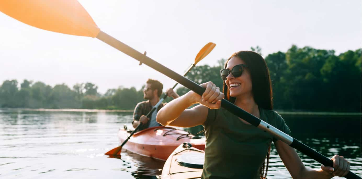 best budget kayak paddle