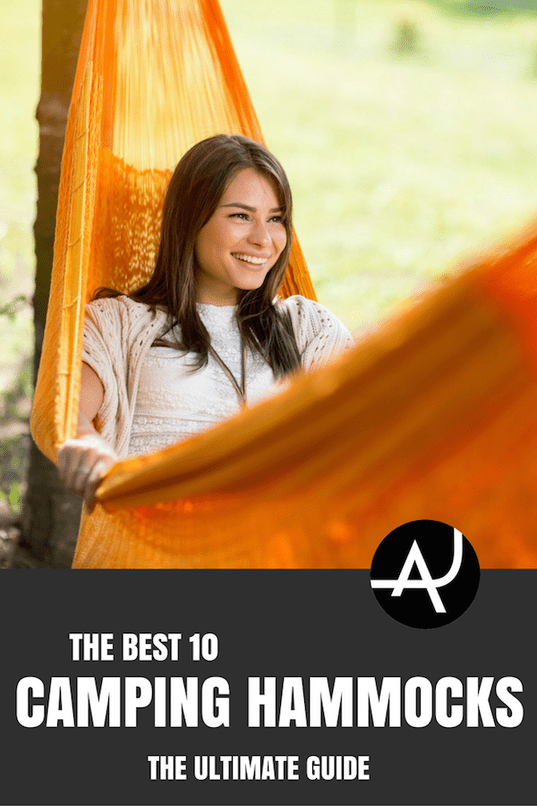 The 10 Best Camping Hammocks – Best Camping Gear – Hiking Gear For Beginners – Backpacking Equipment List for Women, Men and Kids