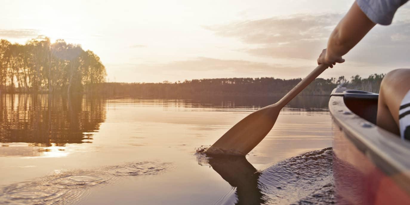 best canoe paddle