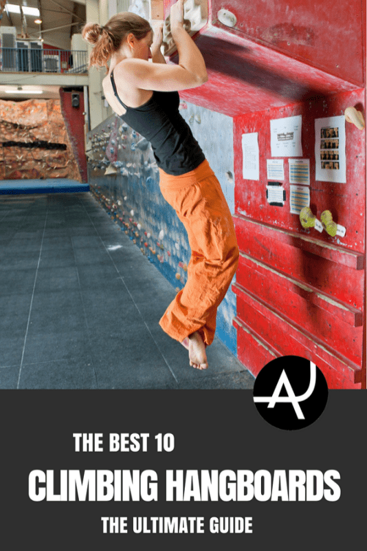 Top 10 Best Climbing Hangboards – Rock Climbing Tips for Beginners – Rock Climbing Workouts and Exercises to Improve Your Training – Bouldering and Climbing Articles