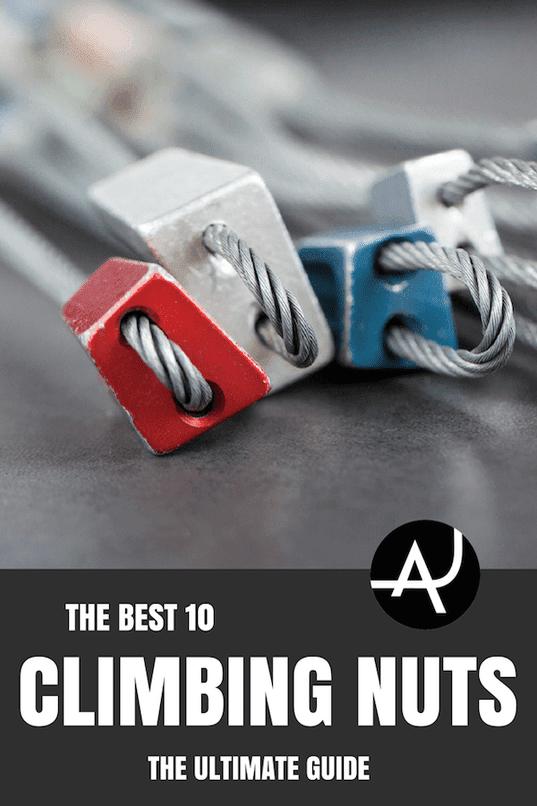 Top 10 Best Climbing Nuts – Best Rock Climbing Gear Articles – Climbing Products For Men and Women – Climbing Equipment Lists Posts