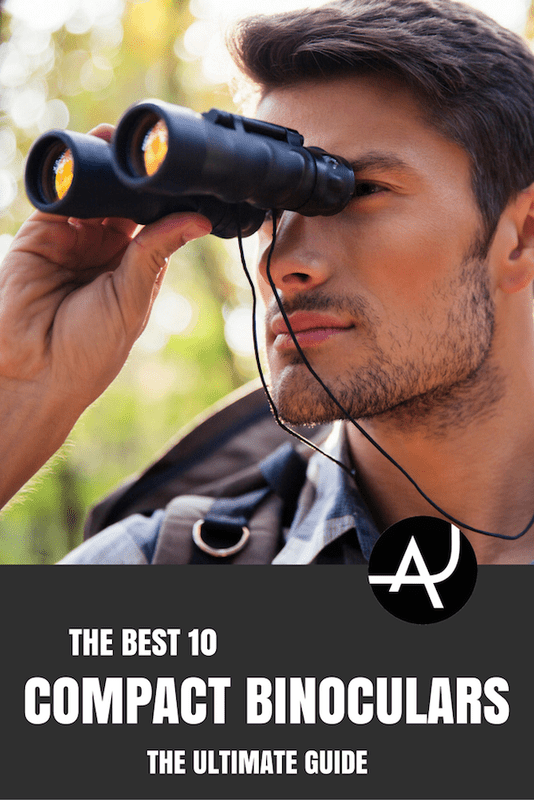 Top 9 Best Compact Binoculars – Best Hiking Gear For Beginners – Backpacking Gadgets – Hiking Equipment List for Women, Men and Kids