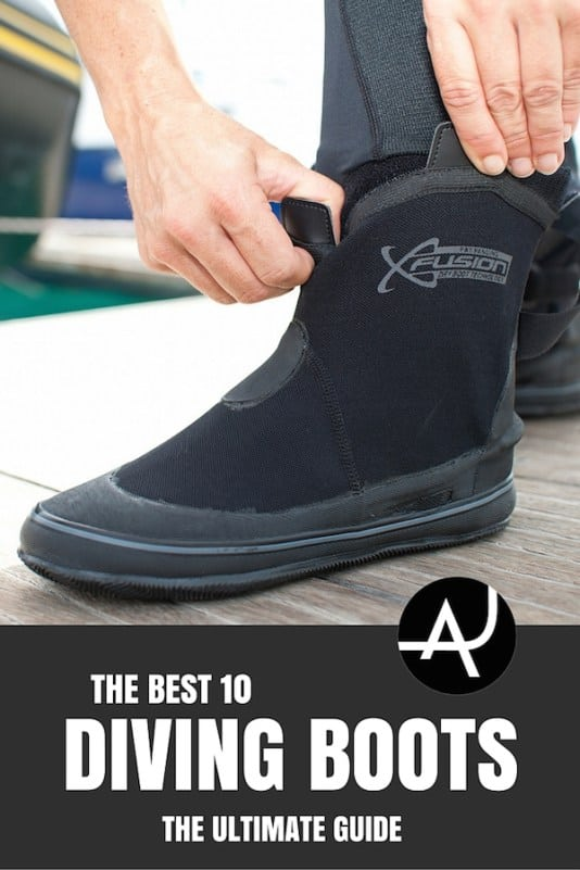 Top 10 Best Dive Boots – Scuba Diving Gear and Equipment Posts – Dive Products and Accessories