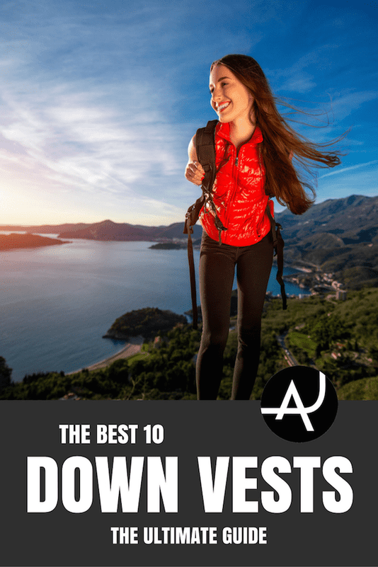 Top 10 Best Down Vests – Hiking Clothes for Summer, Winter, Fall and Spring – Hiking Outfits for Women, Men and Kids – Backpacking Gear For Beginners