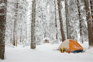 best four season tent