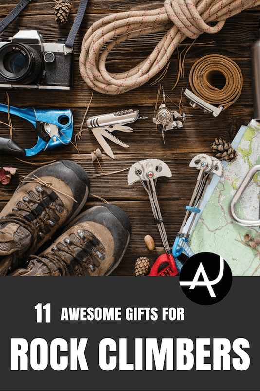 Best Gifts for Rock Climbers - Rock Climbing Tips for Beginners – Rock Climbing Workouts and Exercises to ImproveYour Training – Bouldering and Climbing Articles