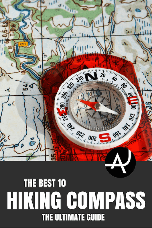 Top 10 Best Hiking Compass – Hiking Tips For Beginners – Backpacking Tips and Tricks for Women and Men