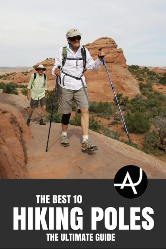 Top 10 Best Hiking Poles – Best Hiking Gear For Beginners – Backpacking Gadgets – Hiking Equipment List for Women, Men and Kids