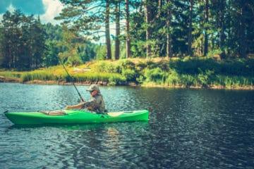 best kayak for fly fishing