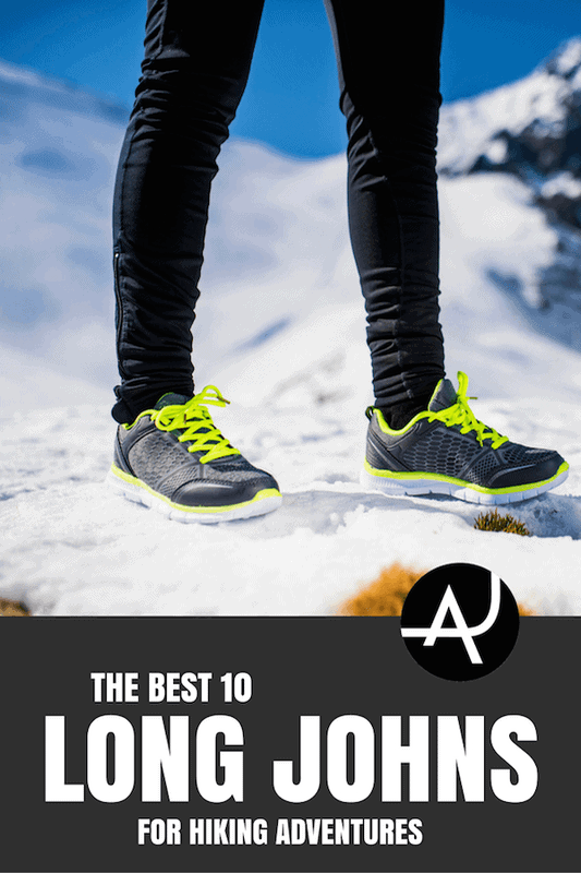 Top 10 Best Long Johns For Hiking – Hiking Clothes for Summer, Winter, Fall and Spring – Hiking Outfits for Women, Men and Kids – Backpacking Gear For Beginners