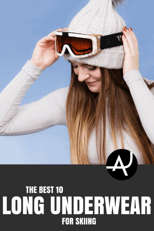Top 10 Best Long Underwear For Skiing – Snow Clothes For Women, Men and Kids – Snow Outfits for Winter - Accessories for Ski and Snowboarding – Best Skiing and Snowboard Gear
