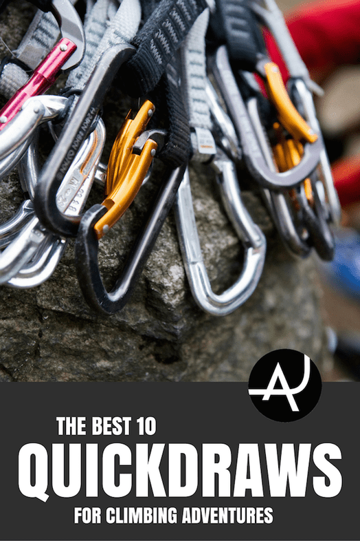 Top 10 Best Quickdraws for Rock Climbing – Best Rock Climbing Gear Articles – Climbing Products For Men and Women – Climbing Equipment Lists Posts