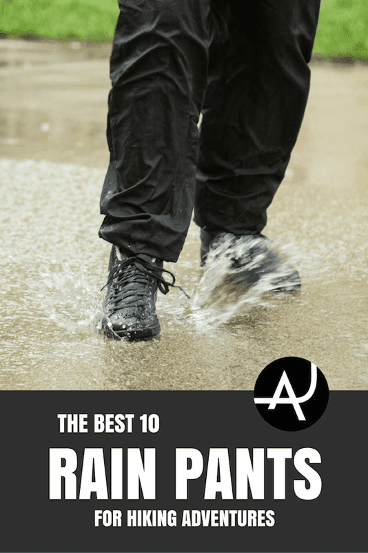 Top 10 Best Rain Pants for Hiking – Hiking Clothes for Summer, Winter, Fall and Spring – Hiking Outfits for Women, Men and Kids – Backpacking Gear For Beginners