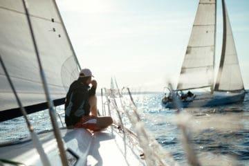 best sailing hat