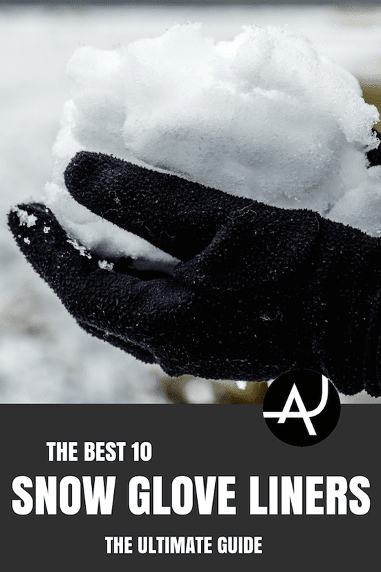 Top 10 Best Ski Glove Liners – Snow Clothes For Women, Men and Kids – Snow Outfits for Winter - Accessories for Ski and Snowboarding – Best Skiing and Snowboard Gear