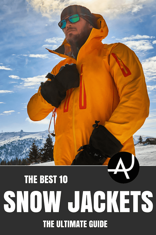 Top 10 Best Ski Jackets – Snow Clothes For Women, Men and Kids – Snow Outfits for Winter - Accessories for Ski and Snowboarding – Best Skiing and Snowboard Gear