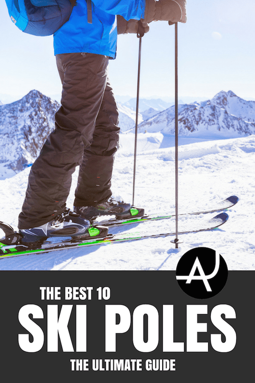 Top 10 Best Ski Poles – Best Ski Gear - Skiing Tips for Beginners -  Skiing Clothes For Women, Men and Kids