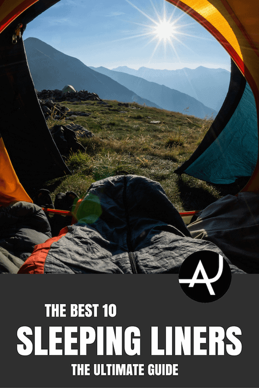 Top 10 Best sleeping Bag Liners – Best Camping Gear – Hiking Gear For Beginners – Backpacking Equipment List for Women, Men and Kids