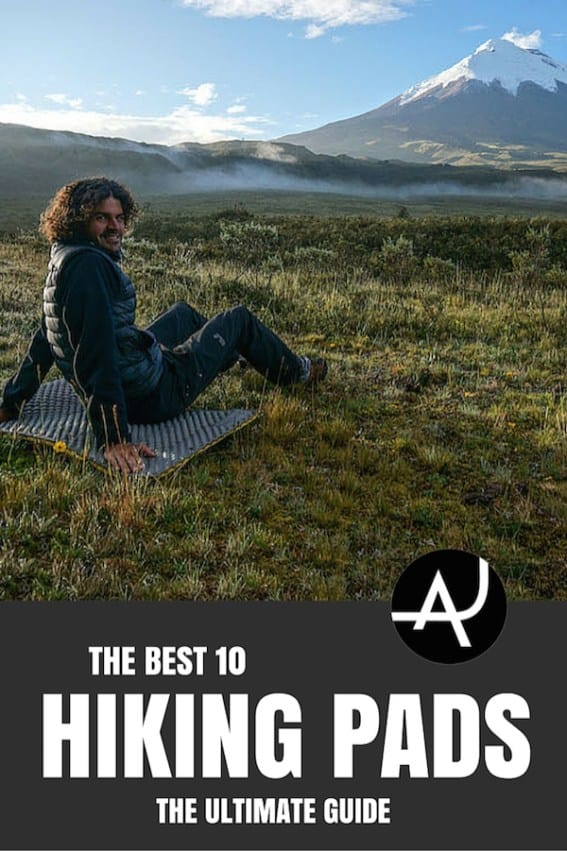 Top 10 Best Sleeping Pads For Backpacking – Best Camping Gear – Hiking Gear For Beginners – Backpacking Equipment List for Women, Men and Kids