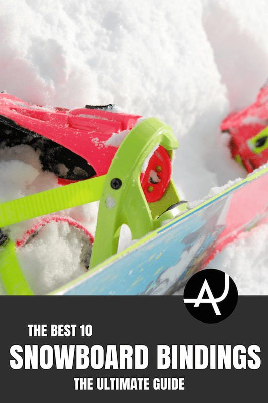 Top 10 Best Snowboard Bindings – Best Snowboard Gear - Snowboarding Tips for Beginners -  Ski Clothes For Women, Men and Kids