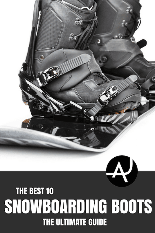 Top 10 Best Snowboarding Boots – Best Snowboard Gear - Snowboarding Tips for Beginners -  Ski Clothes For Women, Men and Kids
