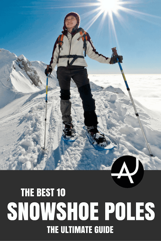 Top 10 Best Snowshoe Poles – Skiing Tips for Beginners, Intermediate and Advanced - Best Ski and Snowboard Gear - Ski Clothes For Women, Men and Kids.