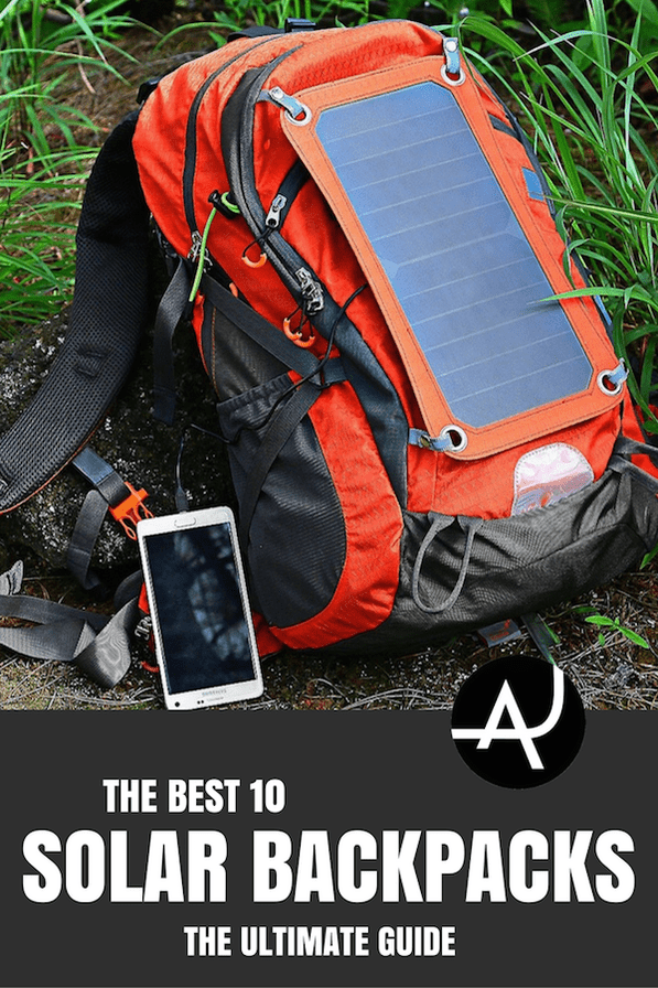 Top 10 Best Solar Backpacks – Best Hiking Backpacks – Packing Tips For Backpacking – What To Pack For Hiking – Hiking Gear For Women, Men and Kids