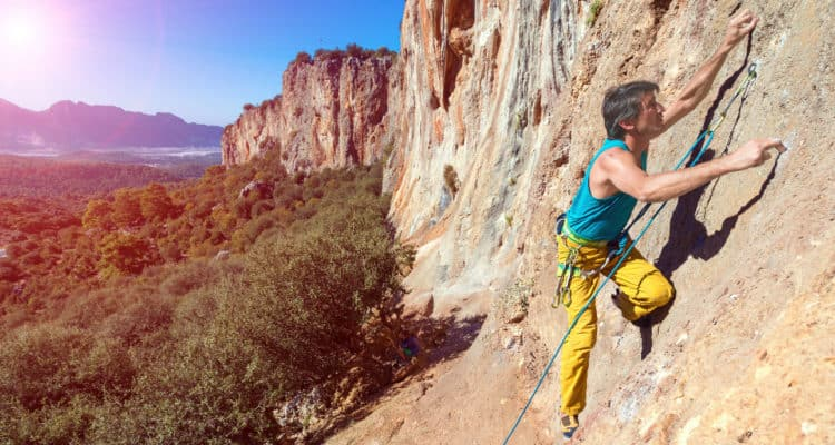 best sport climbing rope